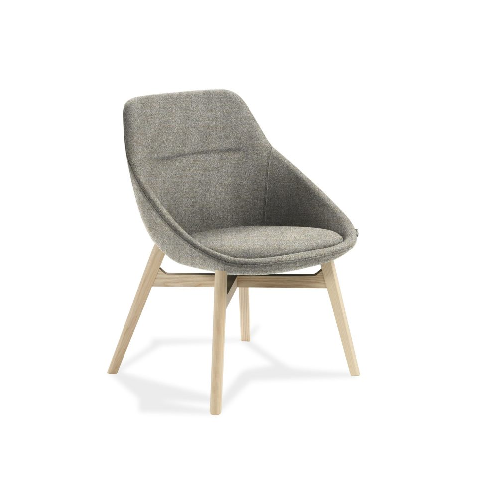 Ezy Wood High And Low Chair Interstudio